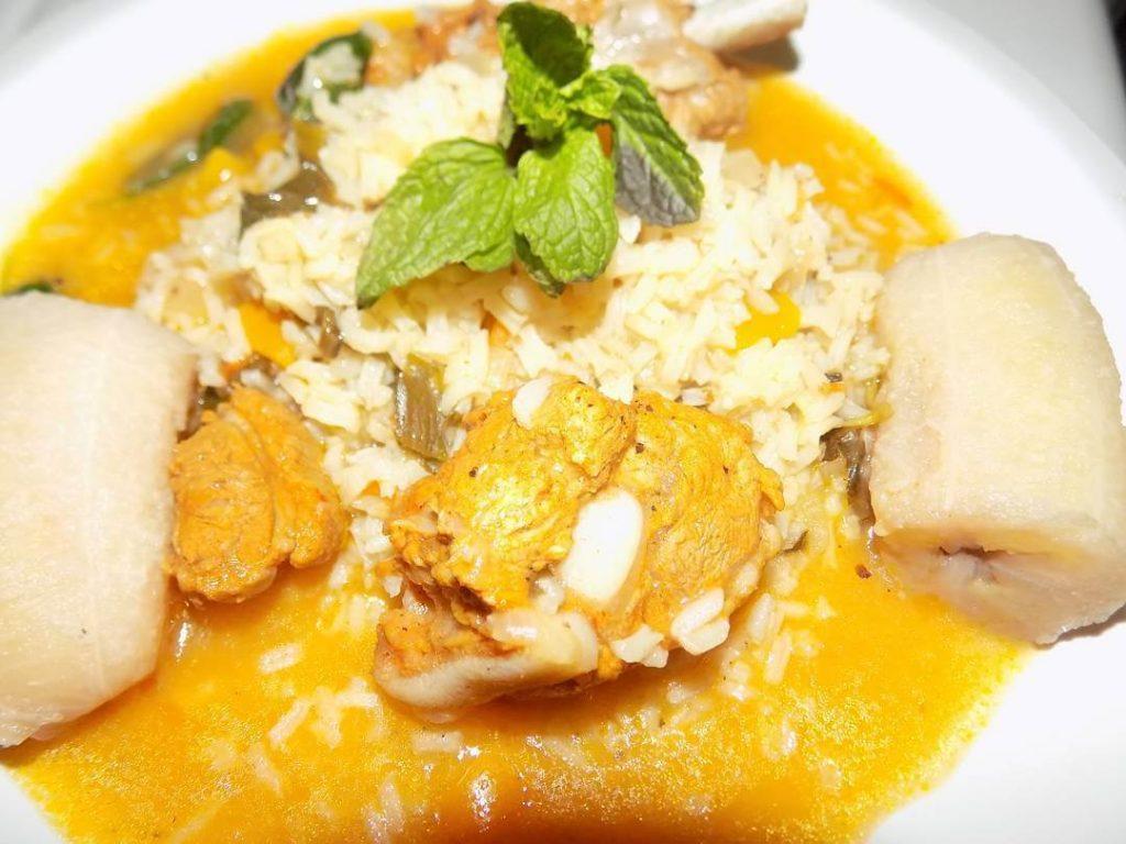 receta arroz aguado nicaragua