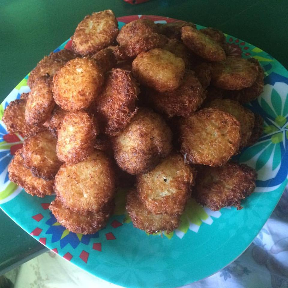 buñuelos nicaragua