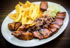 carne asada nicaraguense