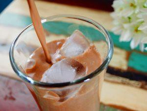 fresco de cacao nicaraguense