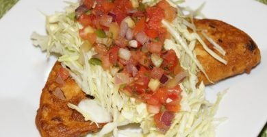 como hacer enchilada nicaraguense